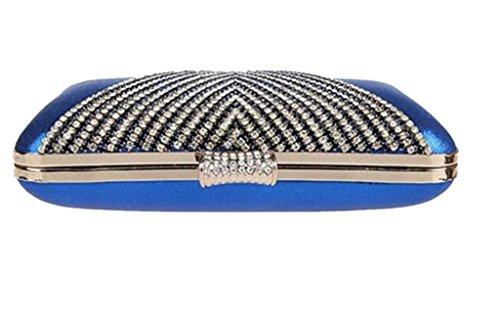 Talla amp;t Cabina Equipaje Color Azul C De Rosa 6ACwq67Y