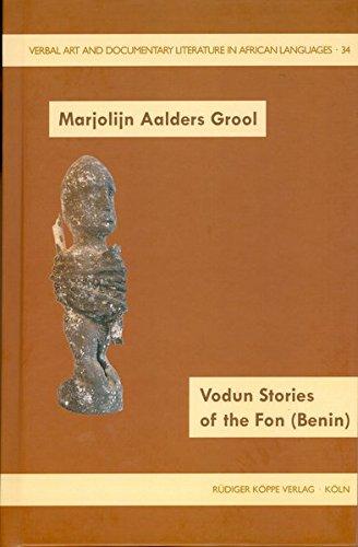 Vodun Stories of the Fon (Benin)