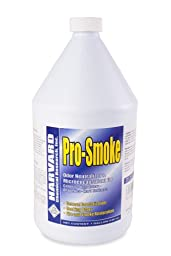 Harvard Chemical 722 Pro-Smoke Malodor Encapsulant and Odor Neutralizer, 1 Gallon Bottle (Case of 4)