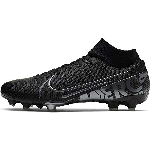 Nike Mercurial Superfly 7 Academy MG - Black/Metallic (8)