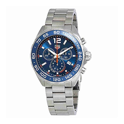 Tag Heuer Chronograph Wrist Watch - Tag Heuer Formula 1 Chronograph 43mm Mens Ref CAZ1014.BA0842