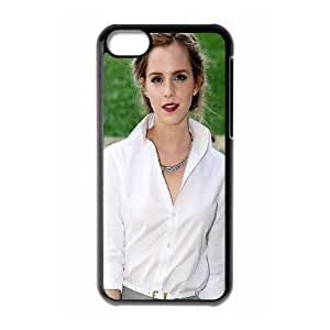 Emma Watson_025 TPU Cell Phone Case For iphone 5c Black