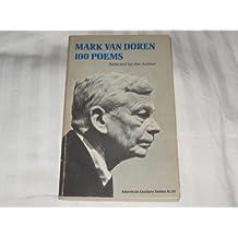 Mark Van Doren: 100 Poems
