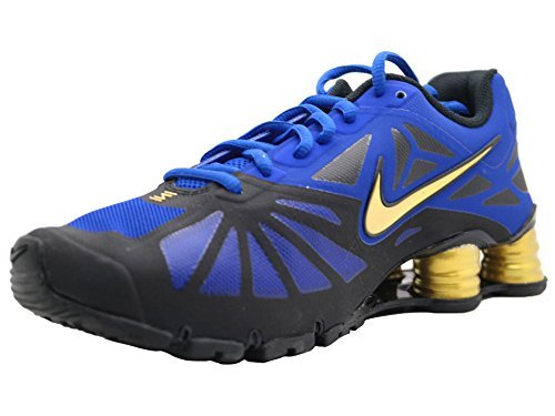 Nike Shox Turbo 14 Mens Running Shoes 631760-008 Size 10....