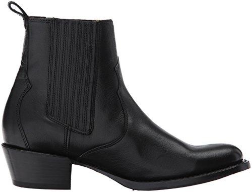 FRYE Buffalo US Black Diana Women's M 5 Boot Pebbled 5 Chelsea rwprPxv