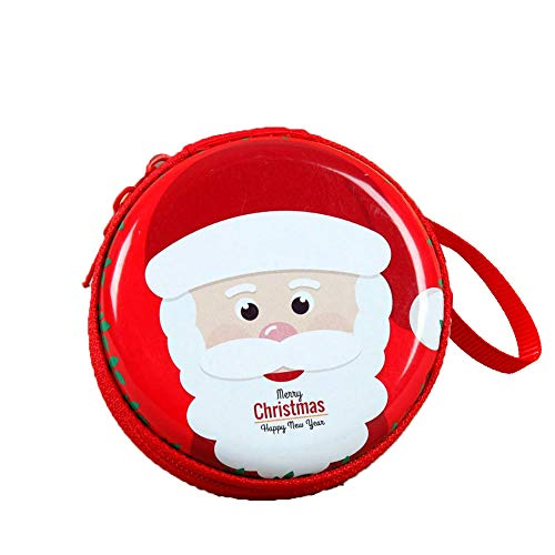 Euone  Wallet Clearance , Children Santa Claus Wallet Creative Window Decor Pendant Kids