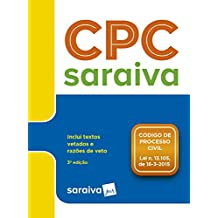 Código de Processo Civil. Legislação Saraiva