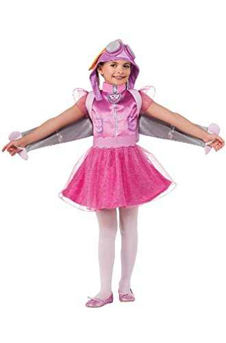 [8eighteen PAW Patrol Skye Child Costume] (Adult Vintage Witch Costumes)