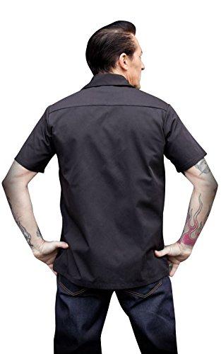 Rumble59 Lounge Shirt - The Pin-Ups' Melody