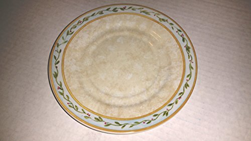 (American Atelier Genuine Stoneware Floral Daze 5024 Small Plate 6.5