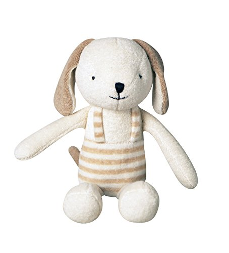 [Organic Shop] 100% Organic Cotton Baby Stuffed Animal Puppy Dog Doll