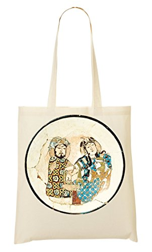 Sac Fourre Tout Provisions Sac Painting À Ancient Asian CP xHpSp