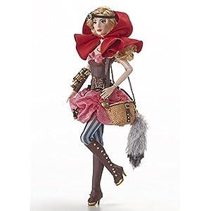 Madame Alexander Steam Punk Red Riding Hood Doll, 16″