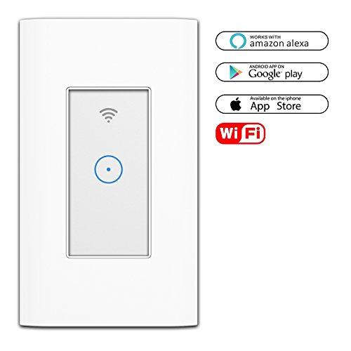 smart light switch wifi smart light switch in