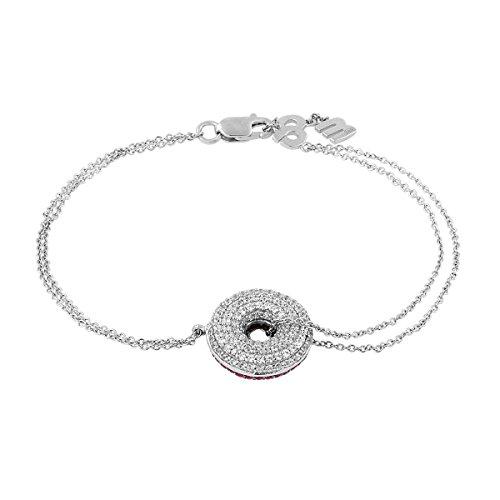 Bracelet CLEOR Argent 925/1000 - Femme - None