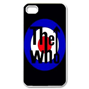 JenneySt Phone CasePopular Music Band -The Who For Iphone 4 4S case cover -CASE-6