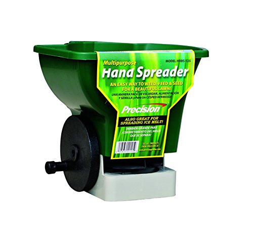 Duty Broadcast Heavy Spreader (Precision Products HHBS-125 Handheld Broadcast Spreader)