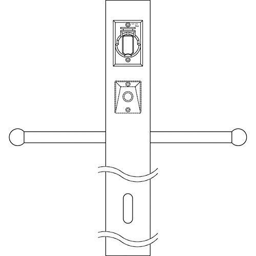 Outdoor Lamp Post Outlet - 8