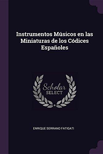 Instrumentos Msicos en las Miniaturas de los Cdices Espaoles