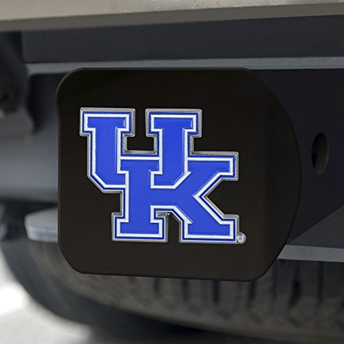 - FANMATS NCAA Kentucky Wildcats University of Kentuckycolor Hitch - Black, Team Color, One Size