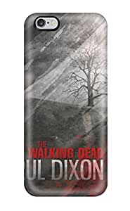 New Snap-on Carmen Corona Skin Case Cover Compatible With Iphone 6 Plus- The Walking Dead