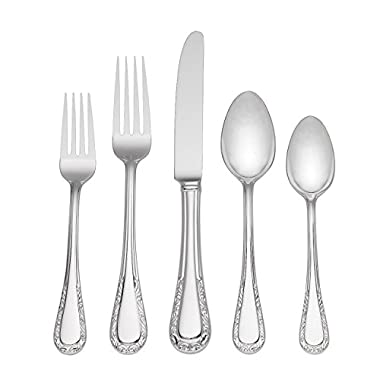 Lenox Venetian Lace 5-Piece Flatware Place Set