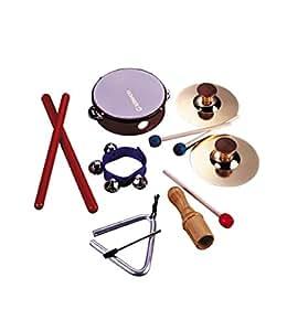Hohner 6 Piece Rhythm Instrument Set