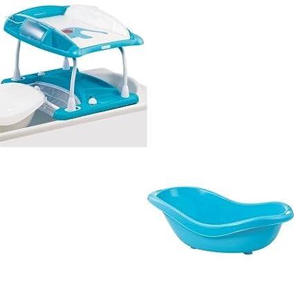 Bébé Confort Duo Bain Et Table à Langer Amplitude Baignoire Offerte Bb Doux Blue
