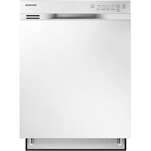 Samsung 24'' Built-In White Dishwasher by Samsung