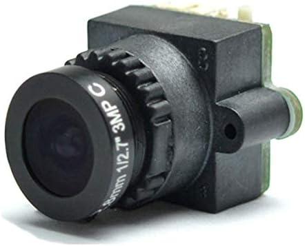 Mobile Phone Camera Modules - FPV Mini Digital Video Camera FPV-1000TVL 1000 TVL Line 2.8mm NTSC PAL Camera lens Seat for Aerial Photography N/P Pattern