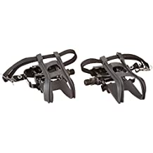 State Bicycle Pedals with Toe Cages