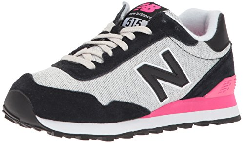 Balance515v1 Black Glo pink Donna 515v1 New F1qOpw7nBq