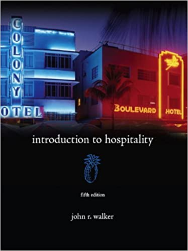 Introduction to hospitality 5th edition john r walker introduction to hospitality 5th edition john r walker 9780135139288 amazon books fandeluxe Gallery