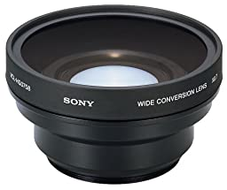 Sony VCLHG0758 High Performance Wide Conversion Lens x0.7 for 58mm diameter lens