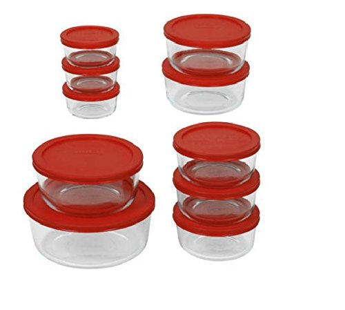 Pyrex Glass Storage Containers Piece product image