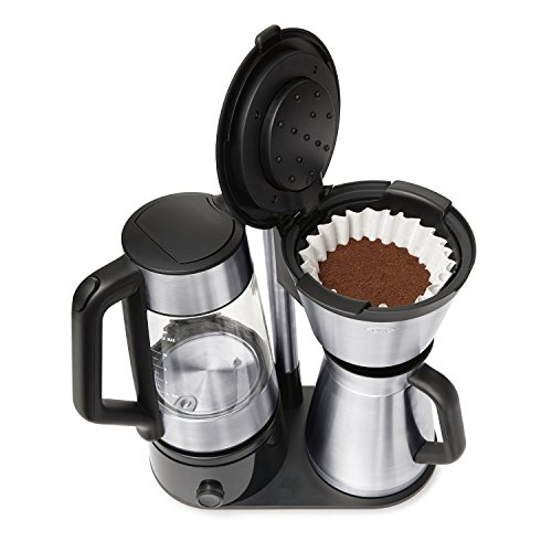 Oxo Coffee Maker Red Light : OXO On 12 Cup Coffee Maker with Removable Kettle - Gourmet Coffee & Equipment