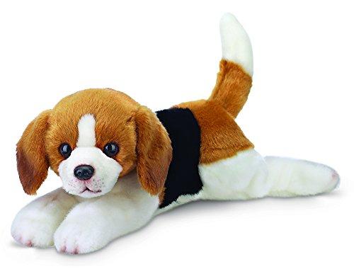 "Bearington Hunter Beagle Stuffed Animal Toy Dog 15"""