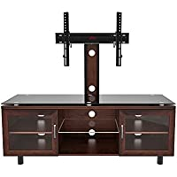 Z-Line Designs Merako 3-in-1 TV Mount System, Brown