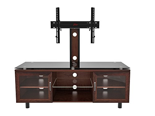 Z-Line Designs Merako 3-in-1 TV Mount System, Brown by Z-Line Designs