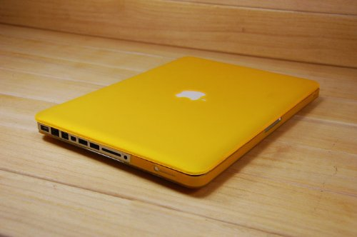 best service e26da ca409 DEALGADGETS Cases for MacBook Series 2 (2Yellow, 2Macbook Pro 13 ...