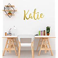 Custom Name Wall Sticker Personalised Wall Decal Customised Bedroom Wall Stickers Quotes Name Wall Art Decor