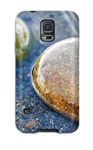 LillianHubbar Design High Quality Rock Closeup Cover Case With Excellent Style For Galaxy S5