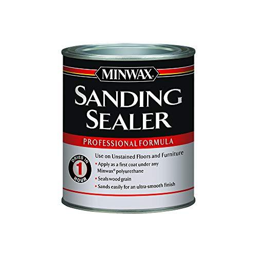 minwax lacquer sanding sealer - 5