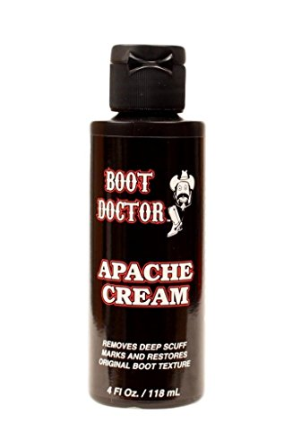 (M&F Western Boot Doctor Apache Cream)