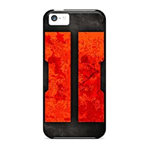 Iphone 5c Case Cover Call Of Duty Black Ops 2 Minimal Case - Eco-friendly Packaging