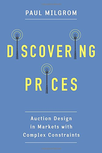 Discovering Prices: Auction Design in Markets with