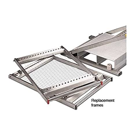 Amazon.com: JB Prince 15mm Cutting Frame For B701 Confectionary ...