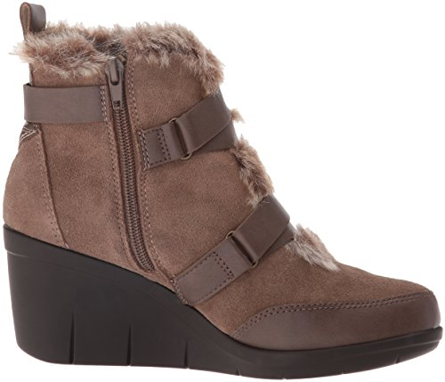 Women's Suede Boot Interview Aerosoles Taupe d48Hdq