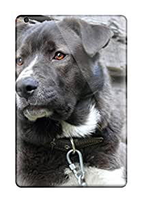 New Style 7340226K76351960 Top Quality Protection Beautiful Black Dog Case Cover For Ipad Mini 3