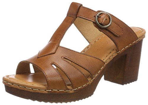 cognac Ten Ouvert Amelia 319 Femme Points Marron Bout Rtrqtw